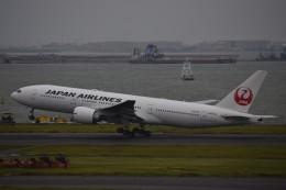 T.Kawaseさんが、羽田空港で撮影した日本航空 777-246/ERの航空フォト(飛行機 写真・画像)
