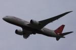 Mr.boneさんが、成田国際空港で撮影したエア・インディア 787-8 Dreamlinerの航空フォト(飛行機 写真・画像)