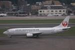 Mr.boneさんが、福岡空港で撮影した日本トランスオーシャン航空 737-446の航空フォト(飛行機 写真・画像)