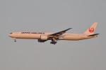 Cスマイルさんが、成田国際空港で撮影した日本航空 777-346/ERの航空フォト(飛行機 写真・画像)