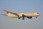 ちゃぽんさんが、成田国際空港で撮影したエア・カナダ 787-9の航空フォト(飛行機 写真・画像)