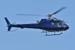 ブルーさんさんが、東京ヘリポートで撮影した日本個人所有 AS350B3 Ecureuilの航空フォト(飛行機 写真・画像)
