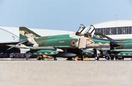 A-330さんが、茨城空港で撮影した航空自衛隊 RF-4EJ Phantom IIの航空フォト(飛行機 写真・画像)