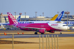 ちゃぽんさんが、成田国際空港で撮影したピーチ A320-214の航空フォト(飛行機 写真・画像)
