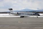 北の熊さんが、新千歳空港で撮影したJet Aviation Business Jets Ltdの航空フォト(飛行機 写真・画像)