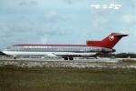tassさんが、フォートローダーデール・ハリウッド国際空港で撮影したノースウエスト航空 727-251/Advの航空フォト(飛行機 写真・画像)