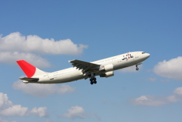 TAK_HND_NRTさんが、高松空港で撮影した日本航空 A300B4-622Rの航空フォト(飛行機 写真・画像)