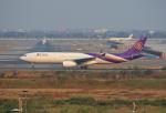 tsubameさんが、スワンナプーム国際空港で撮影したタイ国際航空 A330-343Xの航空フォト(飛行機 写真・画像)