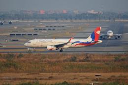 tsubameさんが、スワンナプーム国際空港で撮影したネパール航空 A320-233の航空フォト(飛行機 写真・画像)