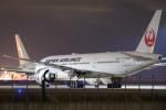 kuraykiさんが、羽田空港で撮影した日本航空 777-246/ERの航空フォト(飛行機 写真・画像)