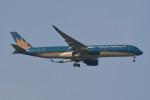 kuro2059さんが、ノイバイ国際空港で撮影したベトナム航空 A350-941XWBの航空フォト(飛行機 写真・画像)
