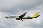 Yusuke Iwataさんが、成田国際空港で撮影したセブパシフィック航空 A330-343Xの航空フォト(飛行機 写真・画像)