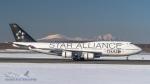 うみBOSEさんが、新千歳空港で撮影したタイ国際航空 747-4D7の航空フォト(飛行機 写真・画像)