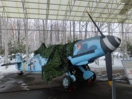 大祖国戦争中央博物館で撮影された大祖国戦争中央博物館の航空機写真