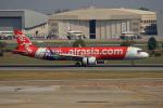 tsubameさんが、ドンムアン空港で撮影したタイ・エアアジア A321-251NXの航空フォト(飛行機 写真・画像)