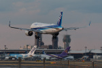 Cスマイルさんが、成田国際空港で撮影した全日空 A320-271Nの航空フォト(飛行機 写真・画像)