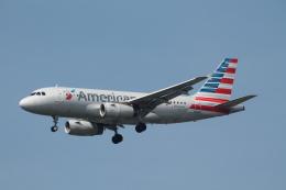 だいすけさんが、ロナルド・レーガン・ワシントン・ナショナル空港で撮影したアメリカン航空 A319-132の航空フォト(飛行機 写真・画像)