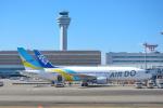 TulipTristar 777さんが、羽田空港で撮影したAIR DO 767-33A/ERの航空フォト(飛行機 写真・画像)