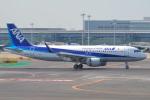 TulipTristar 777さんが、羽田空港で撮影した全日空 A320-214の航空フォト(飛行機 写真・画像)