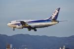 kurubouzuさんが、伊丹空港で撮影したANAウイングス 737-54Kの航空フォト(飛行機 写真・画像)