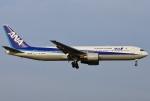 あしゅーさんが、福岡空港で撮影した全日空 767-381/ERの航空フォト(飛行機 写真・画像)