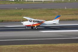 TAK_HND_NRTさんが、高松空港で撮影したトライスター航空 172M Skyhawkの航空フォト(飛行機 写真・画像)