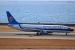 Wasawasa-isaoさんが、中部国際空港で撮影した中国南方航空 737-81Bの航空フォト(飛行機 写真・画像)