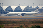 tsubameさんが、スワンナプーム国際空港で撮影したエティハド航空 777-3FX/ERの航空フォト(飛行機 写真・画像)