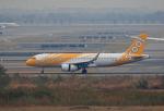 tsubameさんが、スワンナプーム国際空港で撮影したスクート A320-232の航空フォト(飛行機 写真・画像)
