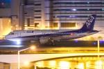 kuraykiさんが、羽田空港で撮影した全日空 A320-211の航空フォト(飛行機 写真・画像)