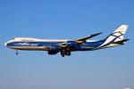 Hide.Oさんが、成田国際空港で撮影したエアブリッジ・カーゴ・エアラインズ 747-8HVFの航空フォト(飛行機 写真・画像)
