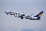 kumagorouさんが、仙台空港で撮影したスカイマーク 737-86Nの航空フォト(飛行機 写真・画像)
