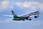Wasawasa-isaoさんが、中部国際空港で撮影したエバー航空 787-9の航空フォト(飛行機 写真・画像)