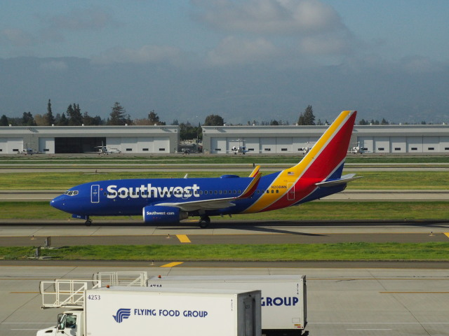 ノーマン・Y・ミネタ・サンノゼ国際空港 - Norman Y. Mineta San Jose International Airport [SJC/KSJC]で撮影されたノーマン・Y・ミネタ・サンノゼ国際空港 - Norman Y. Mineta San Jose International Airport [SJC/KSJC]の航空機写真(フォト・画像)
