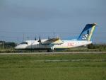 ノリださんが、宮古空港で撮影した琉球エアーコミューター DHC-8-103 Dash 8の航空フォト(飛行機 写真・画像)