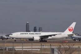 KAZFLYERさんが、成田国際空港で撮影した日本航空 777-246/ERの航空フォト(飛行機 写真・画像)
