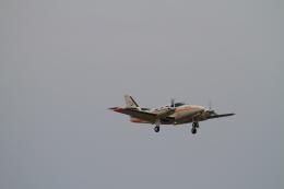 TAK_HND_NRTさんが、岡山空港で撮影した中日本航空 T303 Crusaderの航空フォト(飛行機 写真・画像)