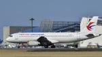 パンダさんが、成田国際空港で撮影した中国東方航空 A320-232の航空フォト(飛行機 写真・画像)