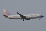 kuro2059さんが、ノイバイ国際空港で撮影したチャイナエアライン 737-8Q8の航空フォト(飛行機 写真・画像)