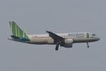 kuro2059さんが、ノイバイ国際空港で撮影したフリーバード・エアラインズ A320-214の航空フォト(飛行機 写真・画像)