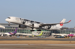 EXIA01さんが、福岡空港で撮影した日本航空 A350-941XWBの航空フォト(飛行機 写真・画像)