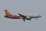 kuro2059さんが、ノイバイ国際空港で撮影した香港航空 A320-214の航空フォト(飛行機 写真・画像)