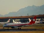 kiyohsさんが、北京首都国際空港で撮影した四川航空 A319-133の航空フォト(飛行機 写真・画像)