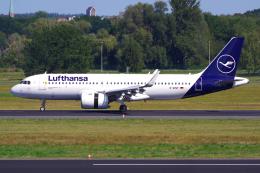 航空フォト:D-AINP ルフトハンザドイツ航空 A320neo