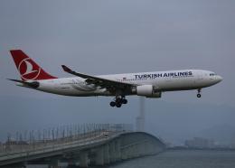 銀苺さんが、関西国際空港で撮影したターキッシュ・エアラインズ A330-203の航空フォト(飛行機 写真・画像)