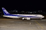 るかぬすさんが、小松空港で撮影した全日空 767-381/ERの航空フォト(飛行機 写真・画像)