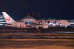 るかぬすさんが、小松空港で撮影した日本航空 767-346/ERの航空フォト(飛行機 写真・画像)