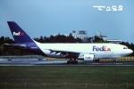 tassさんが、成田国際空港で撮影したフェデックス・エクスプレス A310-221(F)の航空フォト(飛行機 写真・画像)