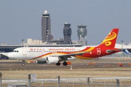 airdrugさんが、成田国際空港で撮影した香港航空 A320-214の航空フォト(飛行機 写真・画像)