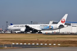 キットカットさんが、成田国際空港で撮影した日本航空 777-346/ERの航空フォト(飛行機 写真・画像)